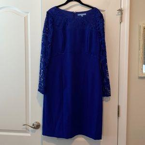 Antonio Melani royal blue dress